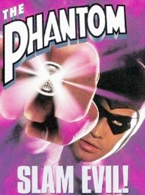King Roman's debut movie The Phantom poster