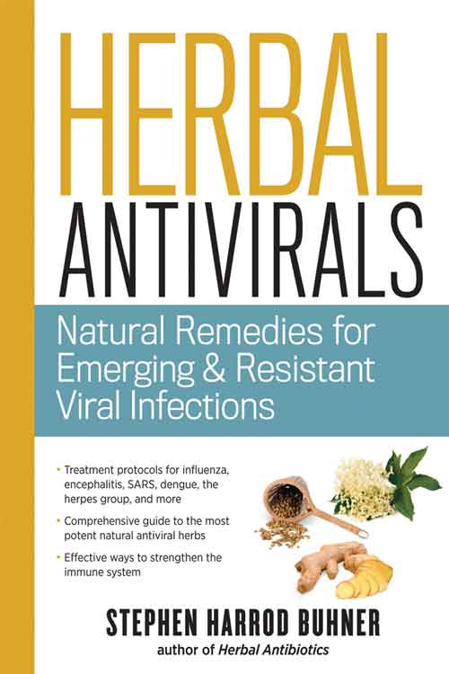 herbal antivirals by buhner
