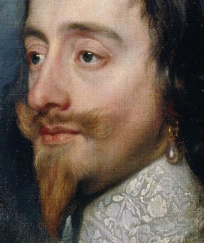 King Charles 1 of England