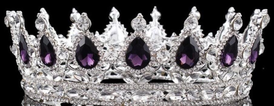 amethyst crown