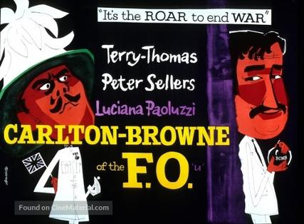 carlton-browne of the fo