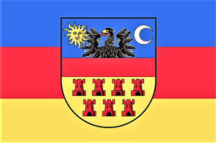 flag of grand principality of transylvania