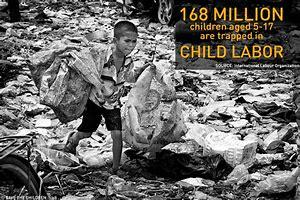 168 million child labor