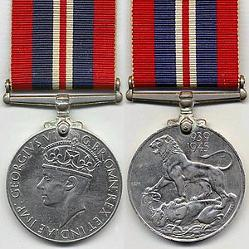 War and Peace medals of Prince Roman 1